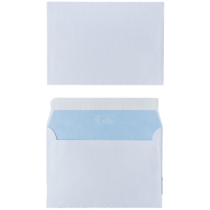 FSC envelopes 114x162mm peel and seal 80g - box of 500