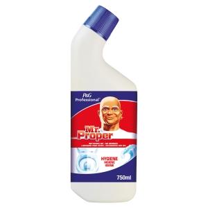 Mr. Proper WC Gel toilet cleaner - toilet hygiene 750 ml