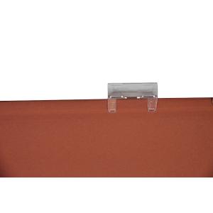 Lyreco ruiters voor hangmappen 50mm - pak van 50