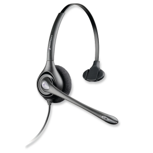 Plantronics H251N/A Supra Plus headset with cord monauraal