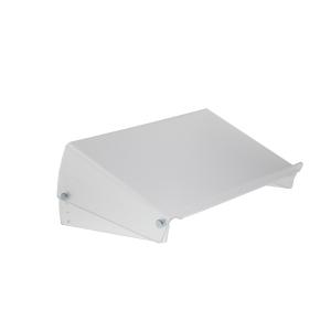 Ergo 1700 documenthouder in acryl A3 verstelbare hoogte transparant mat