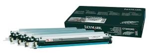 Lexmark photo conductor kit C734X24G - pak van 4