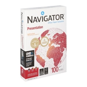 Navigator Presentation premium paper A4 100g - pack of 500 sheets