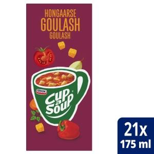 Cup-a-Soup goulashsoep, doos van 21 zakjes