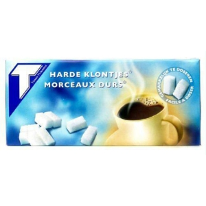 Tiense suiker sugar cubes - accessories for coffee and tea - 1000g