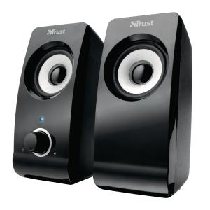 Trust Remo 2.0 PC luidsprekers, zwart