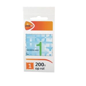 Stamps Zakenzegel 1 (till 20 gramme) - roll of 200