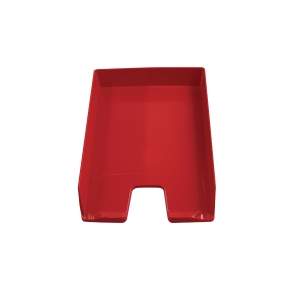 Letter tray red