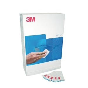 3M Schoonmaakdoekjes voor brillen - doos van 500