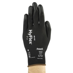 Ansell Hyflex 48-101 precision gloves - size 10 - pack of 12 pairs