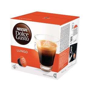 Dolce Gusto capsules Lungo - pack of 16