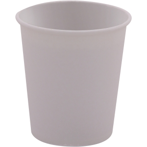 Cardboard cup 15 cl white - pack of 100