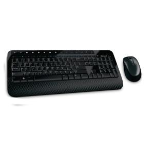 Microsoft Desktop 2000 draadloos toetsenbord zwart - AZERTY België