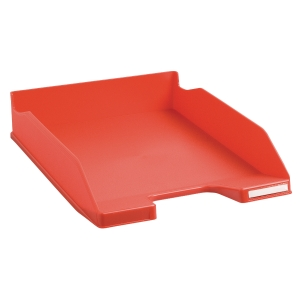 Exacompta Combo brievenbak standaard rood