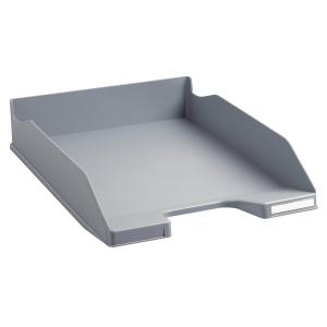 Exacompta Combo letter tray standard grey