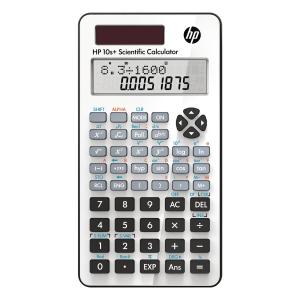 HP 10S+ rekenmachine wetenschappelijk - 2 lijnenx10 karakters