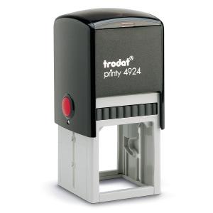 Trodat Printy 4924 personaliseerbare stempel 40 x 40mm 8 lijnen