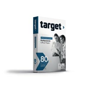 Target Corporate papier A3 80g - 1 doos = 5 pakken van 500 vellen