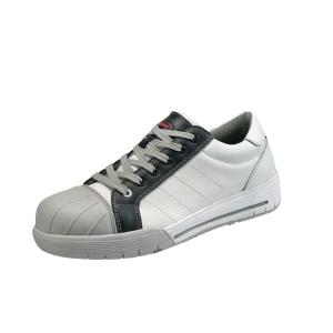 Bata Bickz 727 S1P sneakers laag wit - maat 47 - per paar