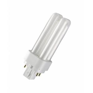 OSRAM CFL-NI lamp G24Q-3 DULUX D/E 26W 830 Warmwit-800 lm-20000H-HF ballast