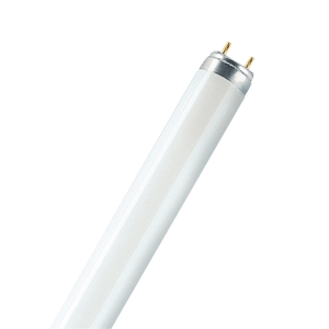 OSRAM T8  Fluorescent lamp L36W830 Warmwhite-G13-3350 lm-D 26mm-L 1200mm-25-pack