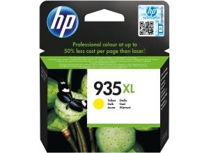 HP 935XL (C2P26AE) inkt cartridge, geel, hoge capaciteit