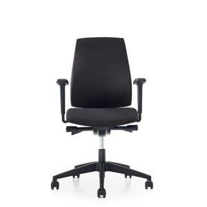 Prosedia Se7en Basic bureaustoel met synchroon mechanisme harde wielen