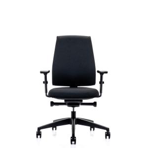 Prosedia Se7en Basic bureaustoel met synchroon mechanisme zachte wielen