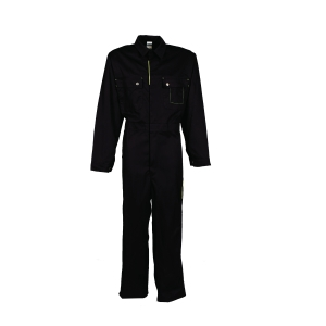 Alsico Joe overall voor mannen marineblauw - maat L