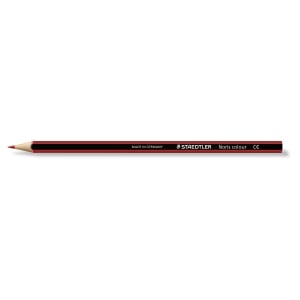 Staedtler Noris coulour pencil - red - pack of 12