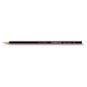 Staedtler Noris colour pencil - magenta - pack of 12