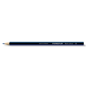 Staedtler Noris colour pencil - blue - pack of 12