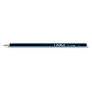 Staedtler Noris colour pencil light blue - pack of 12