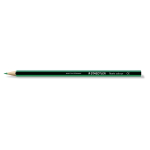 Staedtler Noris colour pencil green - pack of 12