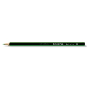 Staedtler Noris colour pencil light green - pack of 12