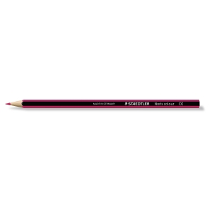 Staedtler Noris colour pencil - mauve - pack of 12