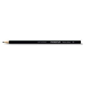 Staedtler Noris colour pencil black - pack of 12