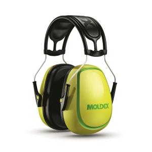 Moldex M-serie M4 oorkappen, SNR 30 dB, geel/groen