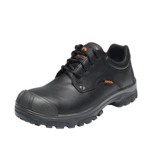 Emma Bas lage veiligheidssschoenen, type S3, zwart, maat 43, per paar