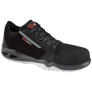 MTS CURTIS FLEX S3 LOW SHOES BLK 43