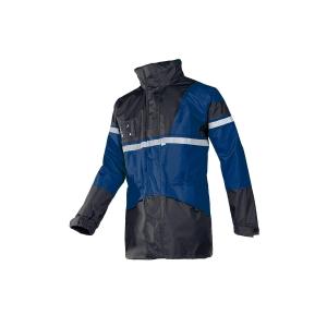 Sioen Cloverfield 288A parka, grijs/zwart, maat S, per stuk