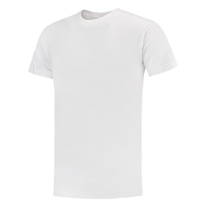 Tricorp T190 T-shirt met korte mouwen, wit, maat 5XL, per stuk
