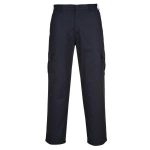 Portwest C701 broek Combat marineblauw - maat UK 34/ EU 50