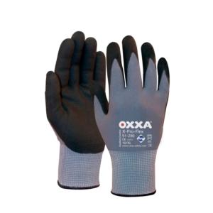Oxxa 51-290 antislip handschoenen, nitril gecoat, maat 10, pak van 12 paar