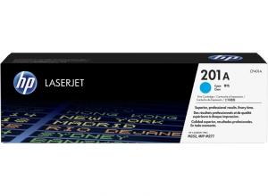 HP CF401A laser cartridge nr.201A cyaan [1.400 pagina s]
