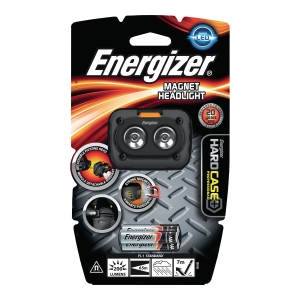 Energizer Hardcase Pro magnetic LED headlight-200 lumen