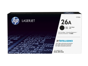 HP 26A (CF226A) toner cartridge, zwart