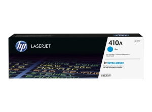 HP 410A (CF411A) toner cartridge, cyaan