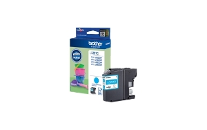 Brother LC221C inkt cartridge, cyaan