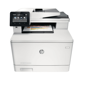 HP LaserJet Color Pro 200 MFP M477fdn 4-in1 kleuren laserprinter